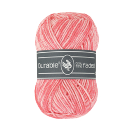 Durable Cosy Fine Faded - Coral no. 2190