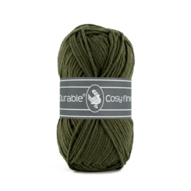 Durable Cosy Fine Dark Olive 2149
