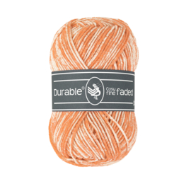 Durable Cosy Fine Faded - Mandarin no. 2197