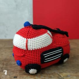 Brandweerauto - Haakpakket