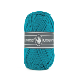 Durable Cosy Fine Turquoise 371