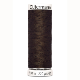 Gütermann Allesnaaigaren polyester 200 meter no. 406