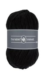 Durable Velvet - Black 325