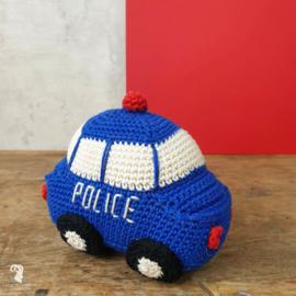 Politieauto - Haakpakket