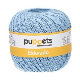 Puppets Eldorado dikte 10 - Lichtblauw no. 4280