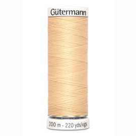 Gütermann Allesnaaigaren polyester 200 meter no. 6