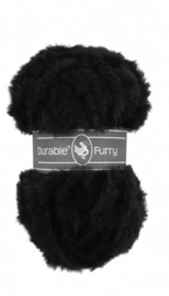 Durable Furry Black 325