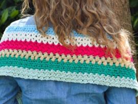 GRATIS patroon Ibiza Sjaal