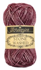 Scheepjeswol Stone Washed Garnet 810