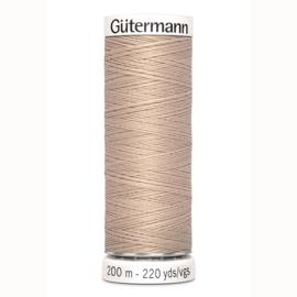 Gütermann Allesnaaigaren polyester 200 meter no. 121