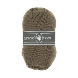 Durable Soqs 404 Deep Taupe