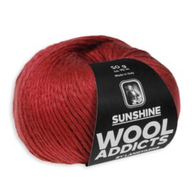 Wooladdicts SUNSHINE 1014.0063 Rood
