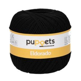 Puppets Eldorado dikte 10 - Zwart no. 4251