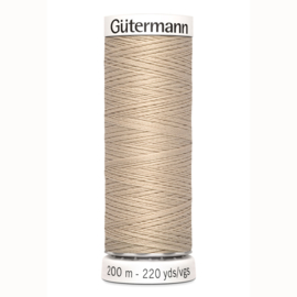 Gütermann Allesnaaigaren polyester 200 meter no. 198