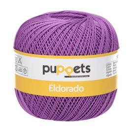 Puppets Eldorado dikte 10 - Lila no. 7098