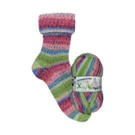 8- draads sokkenwol