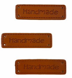 Label HANDMADE - 3 stuks