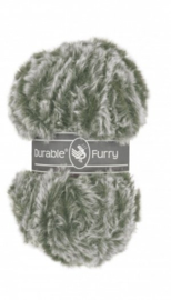 Durable Furry Dark Olive 2149