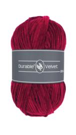 Durable Velvet - Bordeaux 222