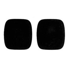 Kniestukken - Zwart no. 000