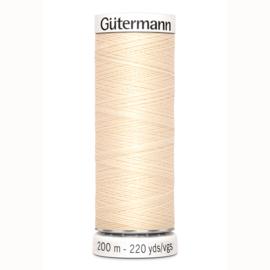 Gütermann Allesnaaigaren polyester 200 meter no. 414