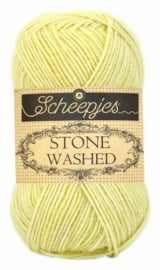 Scheepjeswol Stone Washed Citrine 817