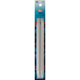 Prym Kousenbreinaalden 20cm 8.0 mm