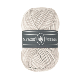 Durable Cosy Fine Faded - Pale Peach no. 2191