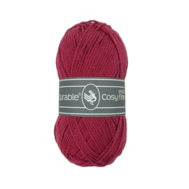 Durable Cosy Extra Fine Bordeaux 222