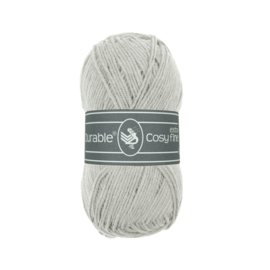 Durable Cosy Extra Fine Silver Grey 2228