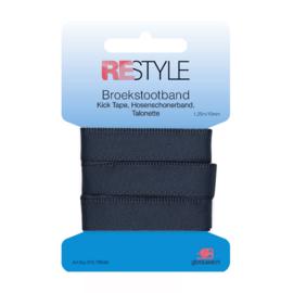Restyle Broekstootband 15mm - Grijs no. 210