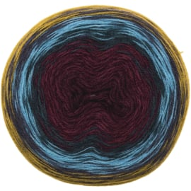 Rico Design Creative Wool Degrade Super 6 kleur 006