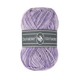Durable Cosy Fine Faded - Lilac no. 261