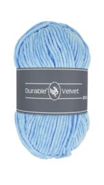 Durable Velvet - Light Blue 282