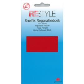 Snelfix reparatiedoek - Rood no. 722