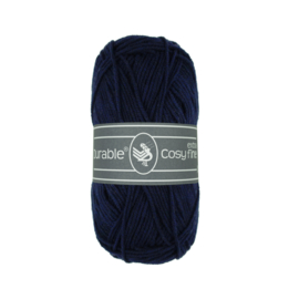Durable Cosy Extra Fine Navy 321