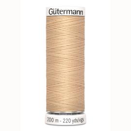 Gütermann Allesnaaigaren polyester 200 meter no. 421