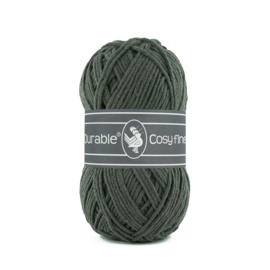 Durable Cosy Fine Antracite 2238