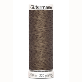Gütermann Allesnaaigaren polyester 200 meter no. 209