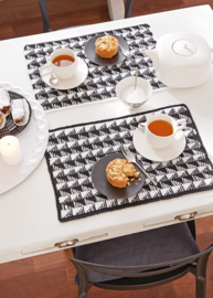 GRATIS patroon placemats