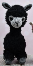 Alpaca Almina BLACK