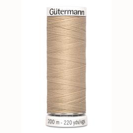 Gütermann Allesnaaigaren polyester 200 meter no. 186