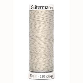 Gütermann Allesnaaigaren polyester 200 meter no. 299