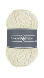 Durable Velvet - Ivory 326