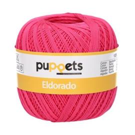 Puppets Eldorado dikte 10 - Fuchsia no. 8313
