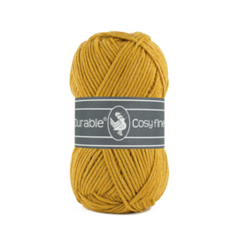 Durable Cosy Fine Ocher 2182