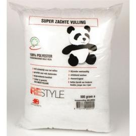 Superzachte Hobbyvulling 500 gram