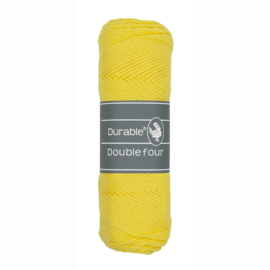 Durable Double Four Bright yellow 2180