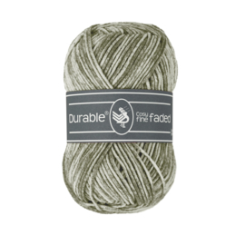 Durable Cosy Fine Faded - Dark Olive no. 2149