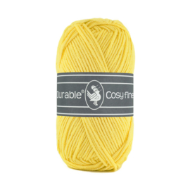 Durable Cosy Fine Bright Yellow 2180